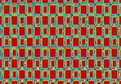 Pattern retro background — Stock Photo