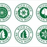 Ecological logo — Stock Vector #32635237