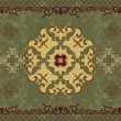 Carpet vector pattern — Stock Vector