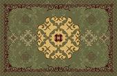 Carpet vector pattern — Stock Vector