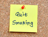 Quit smoking — Stock Photo