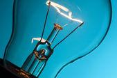 Lâmpada incandescente — Foto Stock