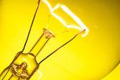 свет лампы — Стоковое фото