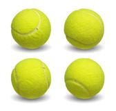теннисные мячи — Стоковое фото