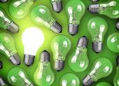 Concept for big idea — Stock Photo