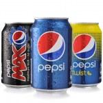 Постер, плакат: Pepsi cans