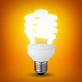 Energy saver bulb — Stock Photo