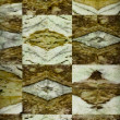 Stock Photo: Light marble panel