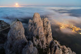 Crimea landscape — Stock Photo