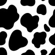 Abstract background. Cow background — Image vectorielle