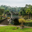 Tirta Gangga Water Palace — Stock Photo