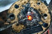 Miniera di pietra di luna — Foto Stock