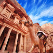 Petra jordan — Stock Photo