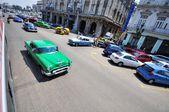 Old car, Cuba — Stock Photo