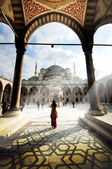 Travel to Istanbul, Turkey — Stock Photo