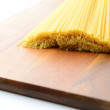 Many kind of pasta — Stock Photo