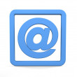 E-mail icon — Stock Photo