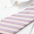 Business tie and shirts — Stock Photo