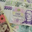 Czech money — Stock Photo #36596019