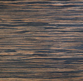 Ebony wood - textured material — Stock Photo