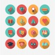 Set of universal icons — Stock Vector #40510149