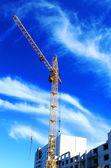 Crane — Stock Photo