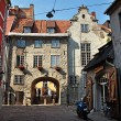 Stock Photo: Swedish gate in Riga