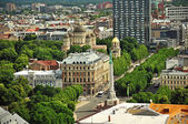 Panorama, riga, letonya — Stok fotoğraf