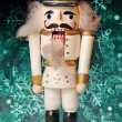 Christmas toy nutcracker — Stock fotografie #35755801