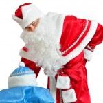 Постер, плакат: Santa Claus and Snow Maiden costume