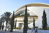 Art facility in Valencia, Spain — Stock Photo
