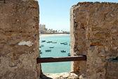 La Caleta Beach, Cadiz — Foto de Stock