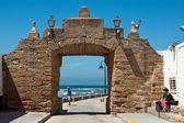 Puerta La Caleta, Cádiz — Foto de Stock