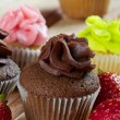 Chocolate Cupcake — Stock Photo #32416131