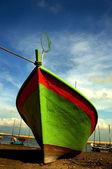 Fiskebåt — Stockfoto