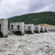 Austria Dam on the Danube — Stock Photo