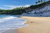Beach of Pipa, Natal (Brazil) — Stock Photo