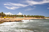 Beach of Praia do Forte, Salvador de Bahia (Brazil) — Stock Photo