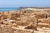 Archaeological site of Sumhuram, Dhofar region (Oman) — Stockfoto