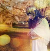 Nefertiti — Fotografia Stock