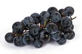 黒いブドウ — ストック写真