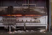 Iron Manufacturing — Stock Photo
