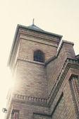 小教堂的细节 — 图库照片