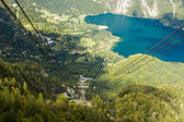 Lake Bohinj — Stock Photo