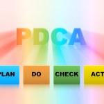 PDCA — Stock Photo #34274777