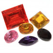 Stock Photo: Gemstone
