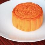 Chinese Moon cake — Stock Photo #35527179