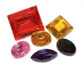 Kamień szlachetny — Zdjęcie stockowe