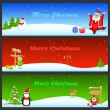 Christmas Banner — Stock Vector #34407003