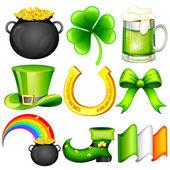 Saint Patrick's Day Object — Stock Vector